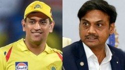 Dhoni Didn T Want To Play For Sometime Reveals Msk Prasad