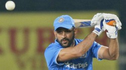 Ms Dhoni And The Number