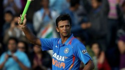 Dravid Hit A Hatrick Six In His Only T20i Match