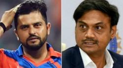 Suresh Raina Denies Msk Prasad Said He Didn T Speak To Me