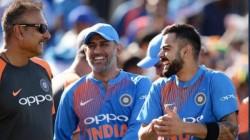 Virat Kohli Praises Brave India Coach Ravi Shastri On His 58th Birthday