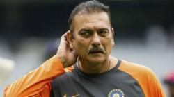 Give Preference To Domestic Cricket Ravi Shastri