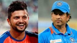 Suresh Raina Credits Sachin Tendulkar For 2011 World Cup Victory