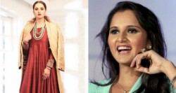 Sania Mirza S Latest Comical Photo In Instagram