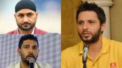Harbhajan Yuvraj Singh Cut Their Relationship With Afridi