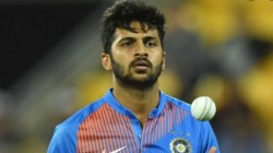 Bcci Not Happy With Shardul Thakur