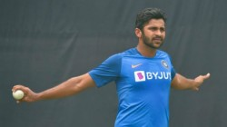 Shardul Thakur First India Cricketer To Start Outdoor Practice