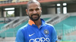 Players Will Miss Playing In Front Of Huge Crowd Shikhar Dhawan