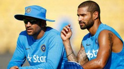 Shikhar Dhawan Picks Favourite Captain Batting Partner