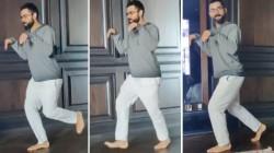 Anushka Sharma Shares Hilarious Dinosaur Virat Kohli Video On Twitter
