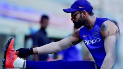 Indian Cricketers Will Practice In Home With Bcci App