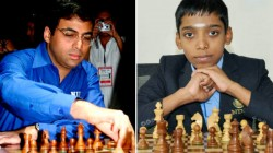 It Was The Moment Praggnanandhaa About Viswanathan Anand