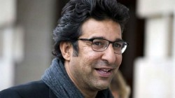 Wasim Akram Not Answers Aamir Sohail S Allegations
