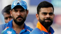 Yuvraj Singh Questions Kohli S Decision To Include Pant In 2019 World Cup
