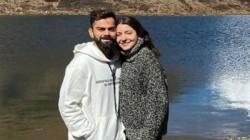 Virat Kohli Relases A Throwback Photo With Wife Anushka Sharma