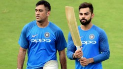 Virat Kohli Was Backed By Dhoni And Then He Retired