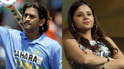 Wouldn T Even Have Looked At Him Sakshi Reacts To Ms Dhoni S Worst Hairstyle