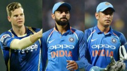 Fan Asks Steve Smith To Say One Word About Virat Kohli He Came Up With Answer