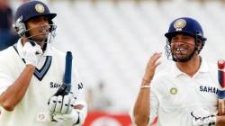Rahul Dravid Beat Sachin Tendulkar As Greatest Indian Test Batsmen