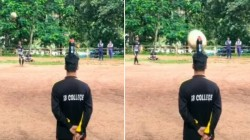 Free Kick Video By Indian Students Going Viral