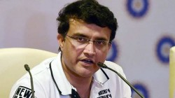 Ganguly Says Indian Team Practice Camp Won T Start Before August