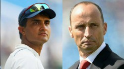 Sourav Ganguly Started Revolution In Indian Cricket Says Nasser Hussain