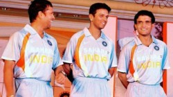 When Dravid Convinced Sachin And Ganguly Not To Participate In 2007 T20 Wc