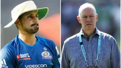 Harbhajan Singh Points Out Greg Chappell As Reason For 2007 World Cup Loss