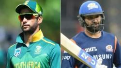 Rohit Sharma Is My Favourite Batsman Jp Duminy Says