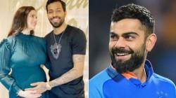 Hardik Pandya Announces Natasa Stankovic S Pregnancy Virat Kohli Leads Wishes
