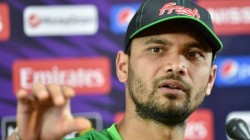 Former Bangladesh Captain Mashrafe Mortaza Contracts Coronavirus