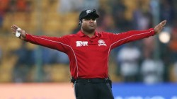 Nitin Menon Inducted Into Icc Elite Panel Of Umpires