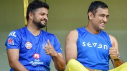 Ipl 2020 Suresh Raina Revealed Information About Dhoni Training