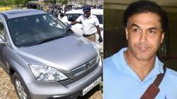 Robin Singh Car Seized By Police