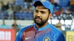 Sachin Tendulkar Or Virender Sehwag Rohit Sharma Brilliantly Counters The Googly From A Fan