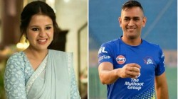 Reason Behind Dhoni S Silence Is Pm Says Sakshi