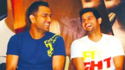 To Moments That Matter Suresh Raina Shares Throwback Picture With Ms Dhoni