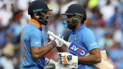 Aaron Finch Asks Tips From Umpire To Bowl To Kohli And Rohit