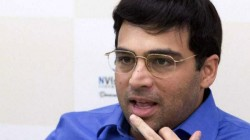 Viswanathan Anand Reunites With Family
