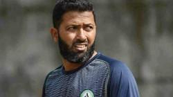 Wasim Jaffer On Saliva Ban