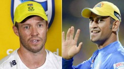 Ab De Villiers All Star Ipl Xi Ms Dhoni Named Captain And Wicketkeeper