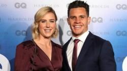 Australian Women S Cricket Star Ellyse Perry Ends Four Year Long Marriage With Husband Matt Toomua