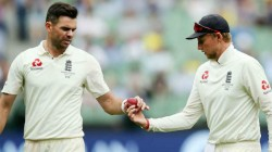 England Bowlers Using Back Sweat To Shine The Ball