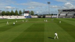 st Test England 35 1 At Stumps Against West Indies