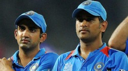 Ms Dhoni Should Keep Playing As Long As He Is Fit And In Form Gautam Gambhir