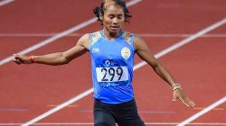 Give Me Whichever Event I Just Want To Run And Qualify For The Olympics Hima Das