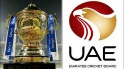 Uae Happy To Host The Ipl Emirates Cricket Board
