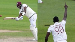 Jason Holder Completes 2000 Test Runs And 100 Wickets