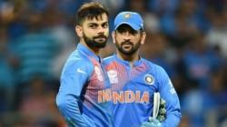 Virat Kohli Experienced Dhoni S Trouble In