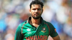 Mortaza Recovers From Covid